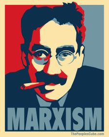 MARX CONSEGUÍTE UN LABURO Marxist