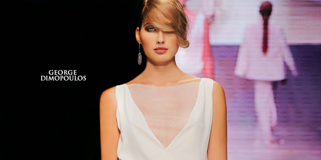 MAKIS TSELIOS by GEORGE DIMOPOULOS Spring Summer 2014 at the AXDW Fashion Week