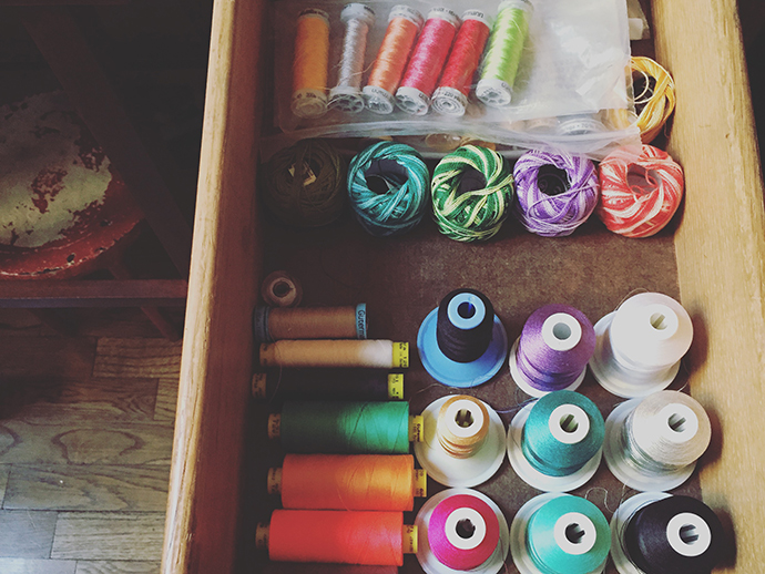 oonaballoona | a sewing blog by marcy harriell | IRL