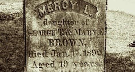 لغز الفتاه التي خرجت من قبرها