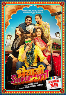 Bhaiaji Superhit (2018) Hindi Movie HDRip | 720p | 480p