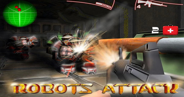 Android Games Room Modern Combat