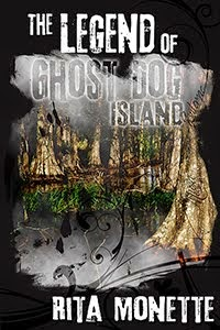 The Legend of Ghost Dog Island -1st edition