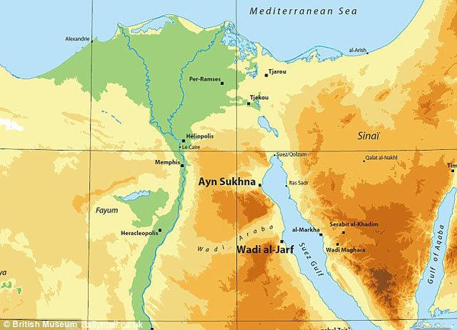 Pelabuhan-Tertua-di-Dunia-Wadi-al-Jarf-Mesir