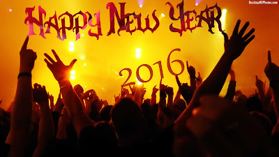 top 10 New Year 2016 HD Wallpaper