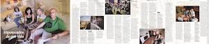 Magazine de la Vanguardia Diumenge 21 d'octubre del 2012
