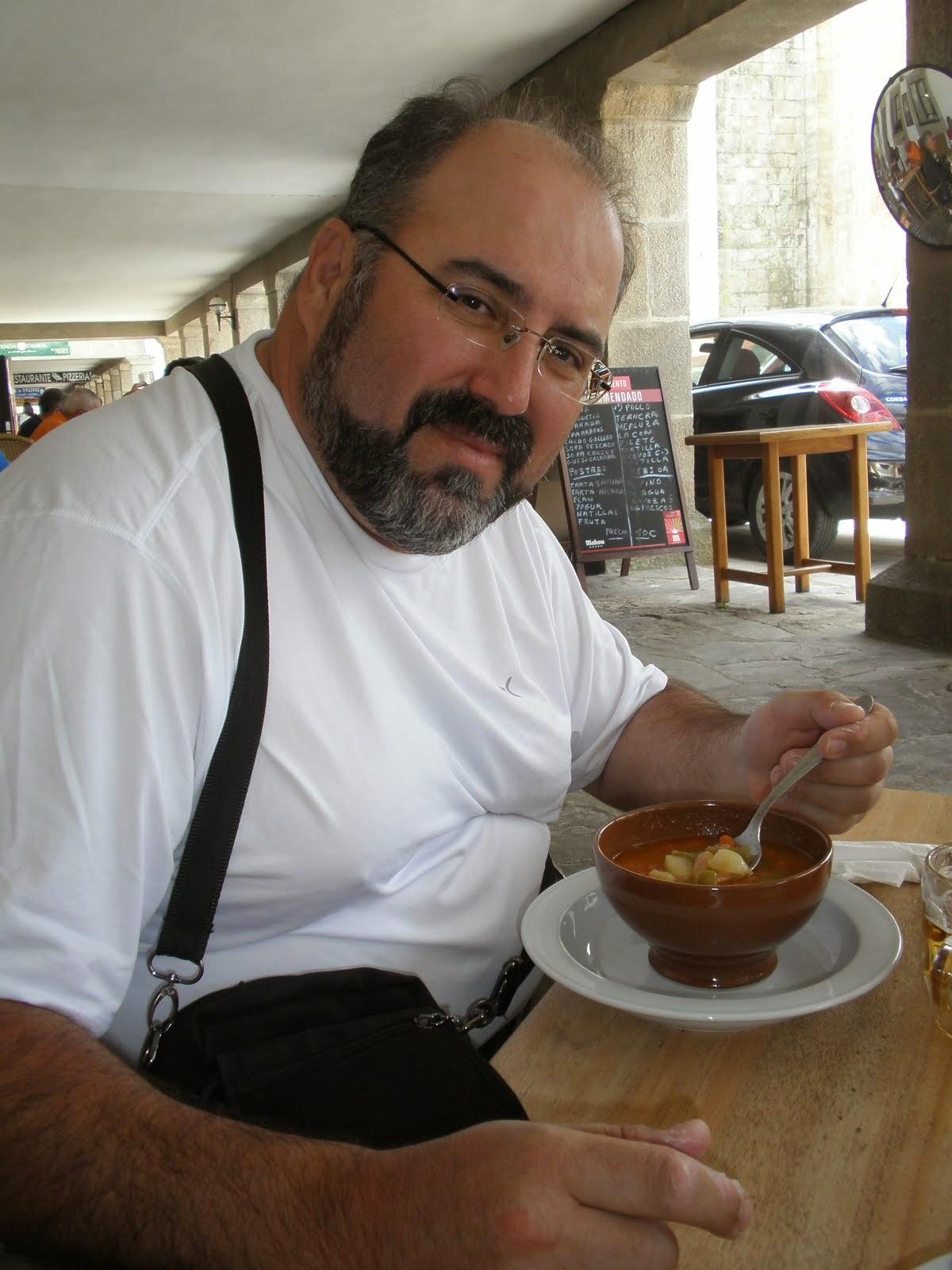 Portomarin (Lugo/GALICIA 2010)