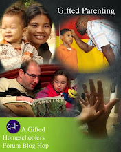 Starting July 7, GHF's Latest Blog Hop: Gifted Parenting