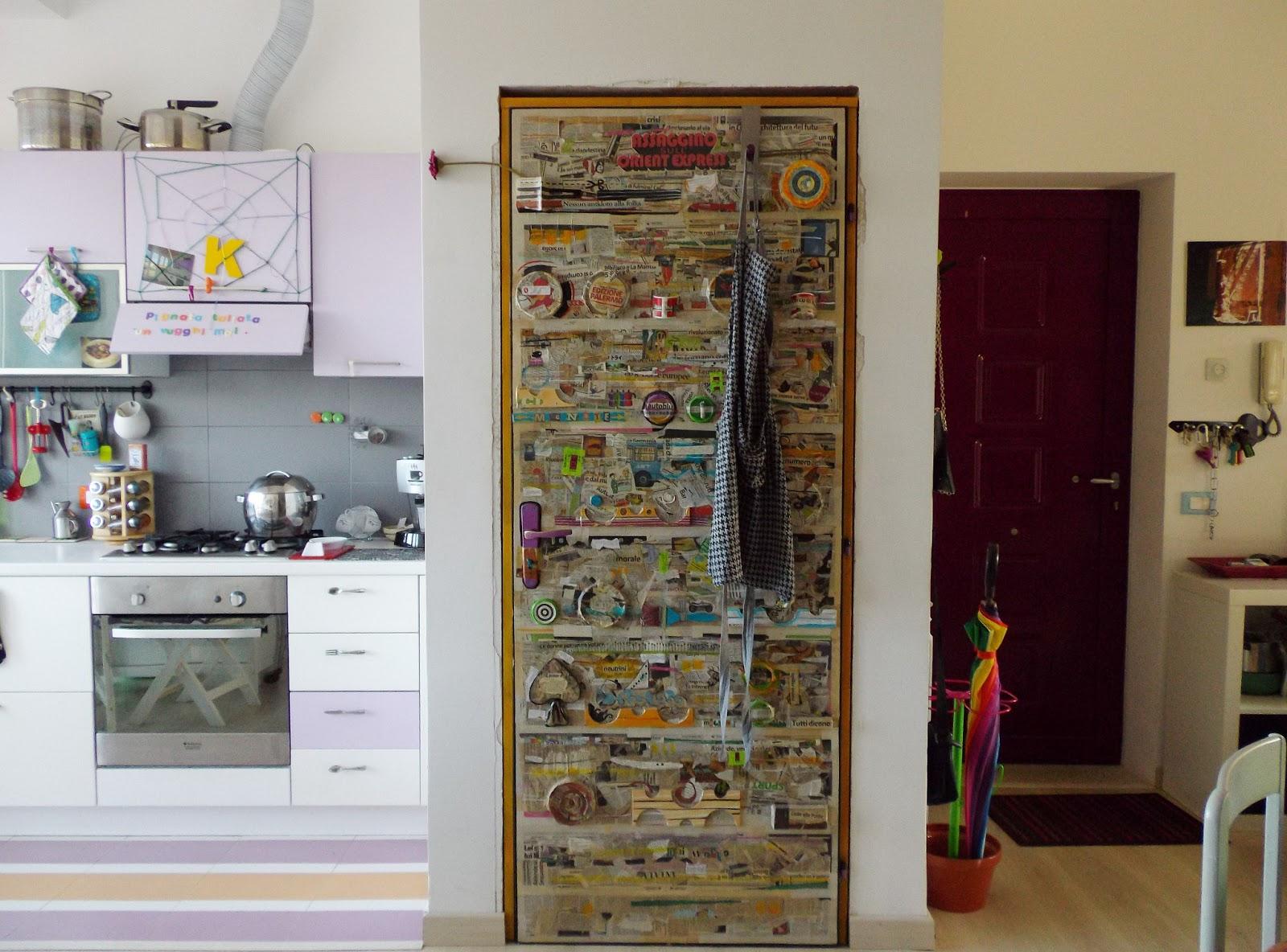 Casa dolce caos la cucina di su - Cucina a elle ...