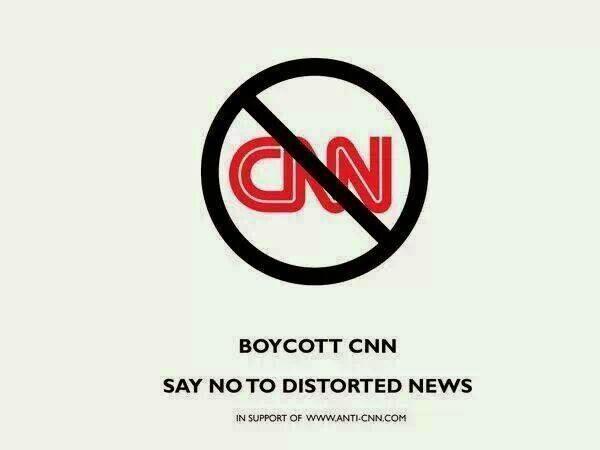 Boycott CNN - PENIPU!