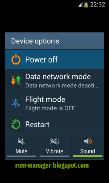 Step 4: Power Off your Samsung Galaxy Star Pro Duos GT-S7262.