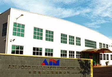 PT Aimfood Manufacturing Indonesia