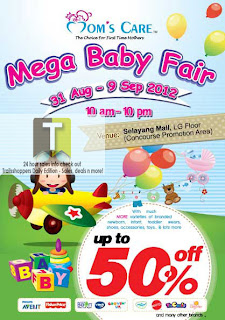 Mom's Care Mega Baby Fair 2012