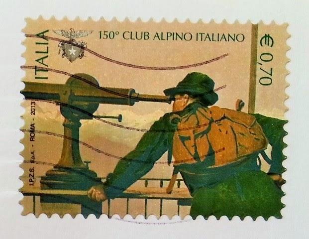 Club Alpino Italiano 150° anniversario