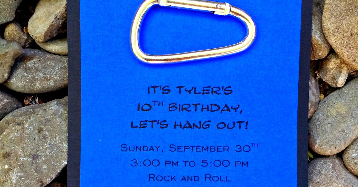 Jac o' lyn Murphy: Rock Climbing Party - Let's Hang out