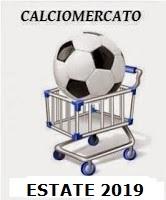 CALCIOMERCATO ESTATE 2019 NS AVVERSARIE