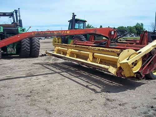 new holland hay salvage parts