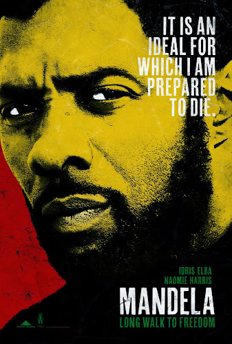 Mandela: Long Walk to Freedom (BRRip Full HD Español Latino) (2013)