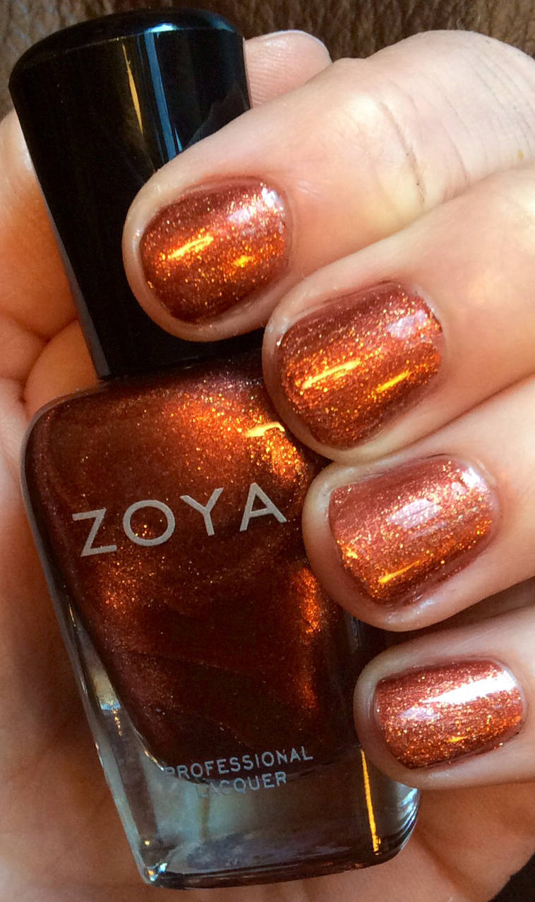 The Beauty of Life: Zoya Ignite Collection Nail Polish Swatches