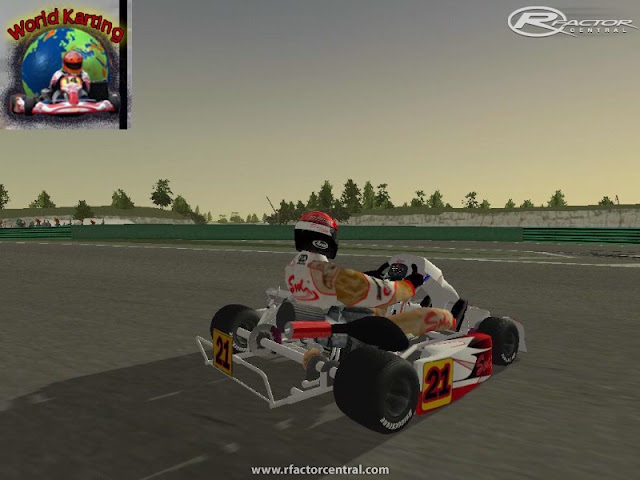 World Karting rFactor Slimjim