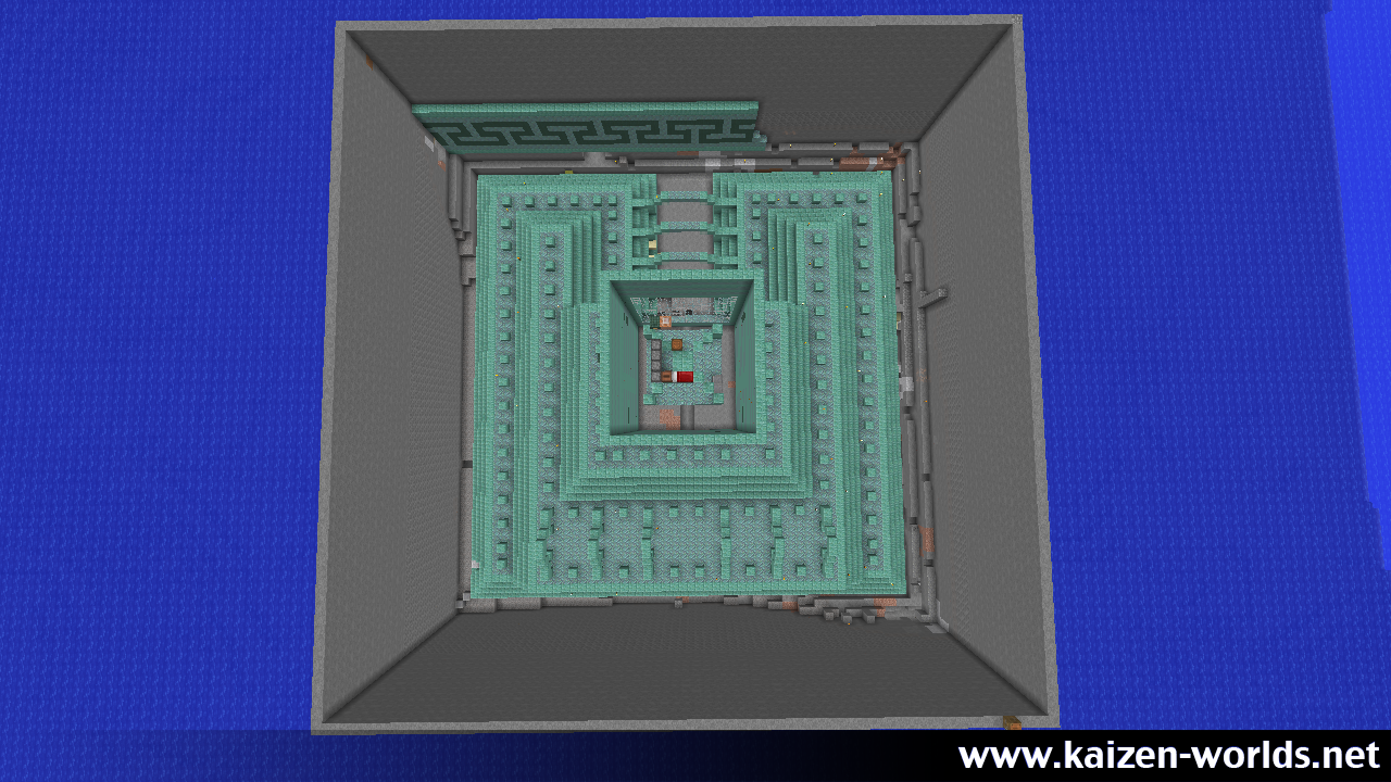 minecraft how to build an inder water room