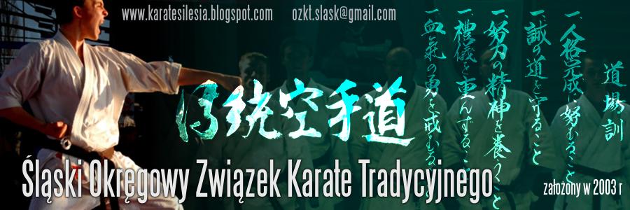 Śląski Okręgowy Związek Karate Tradycyjnego