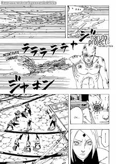 Naruto Gaiden 09 Mangá (capítulo 700.09) leitura online