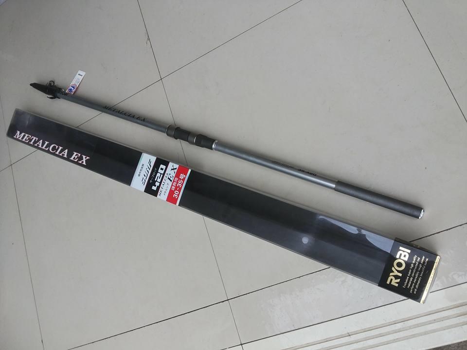 Rumah Pancing Jogja Joran Surf RYOBI METALCIA EX 420cm Rp