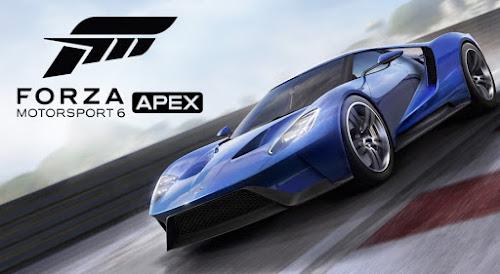 Forza 6 está vindo para o PC com direito a DX12, 4K e será free-to-play