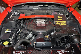 APR 2012 Ford Mustang Widebody