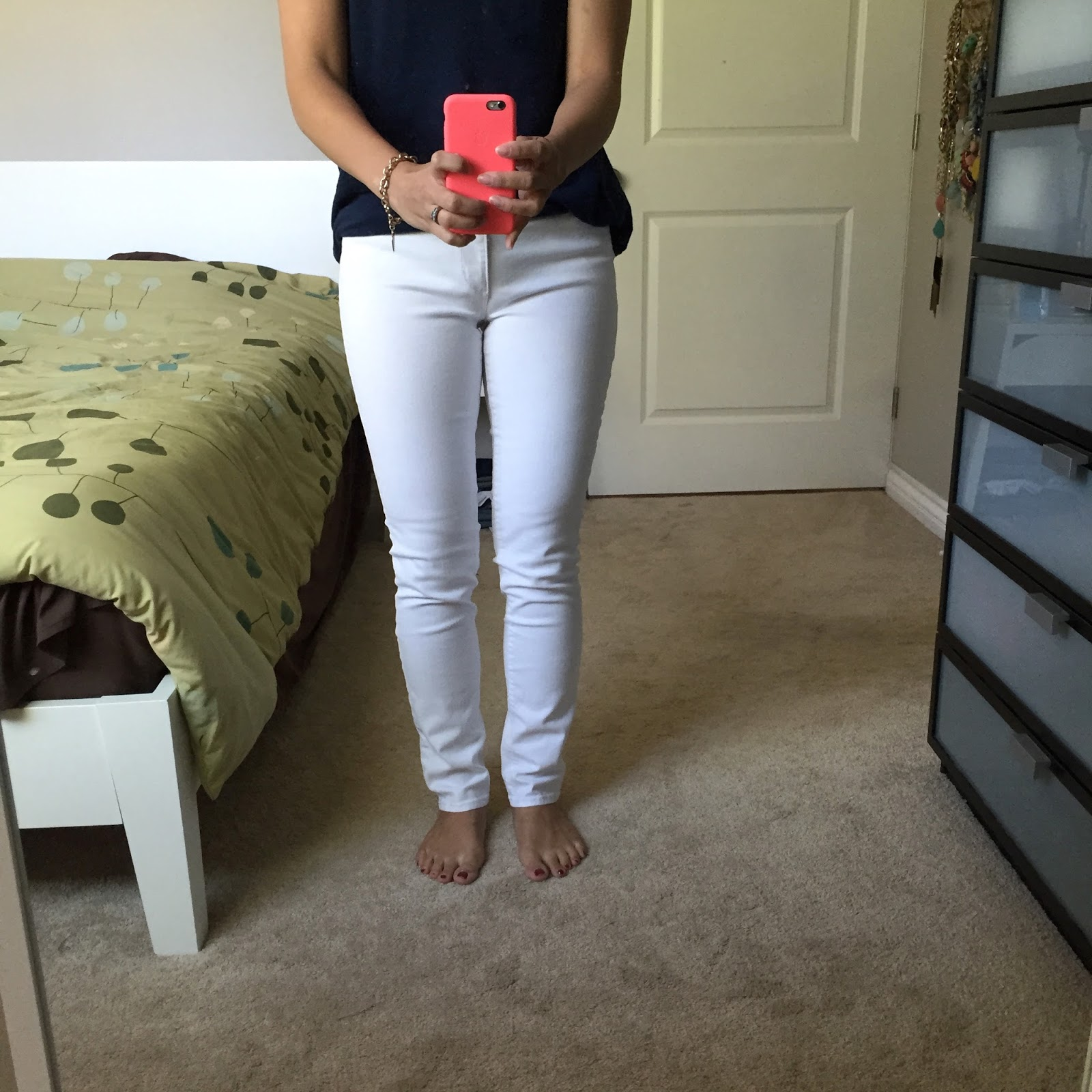 Putting Me Together: Shopping Adventures - White Jeans, Petite ...