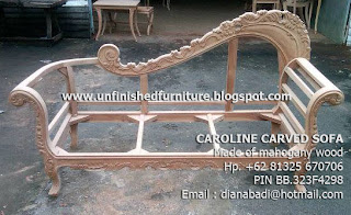 Supplier wooden frame sofa mahogany supplier wooden frame classic sofa jepara