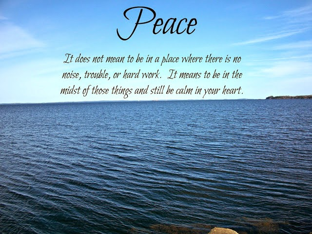 Peace Quotes for image and Peace Quotes