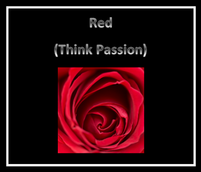 Creative Printing of Bay County - Panama City, Florida - How Color Makes You Feel - Red
