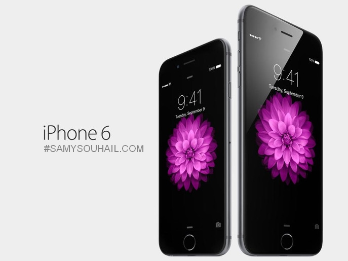 متابعة: كل ما تود معرفته عن iPhone 6 و iPhone 6 Plus صور + فيديو