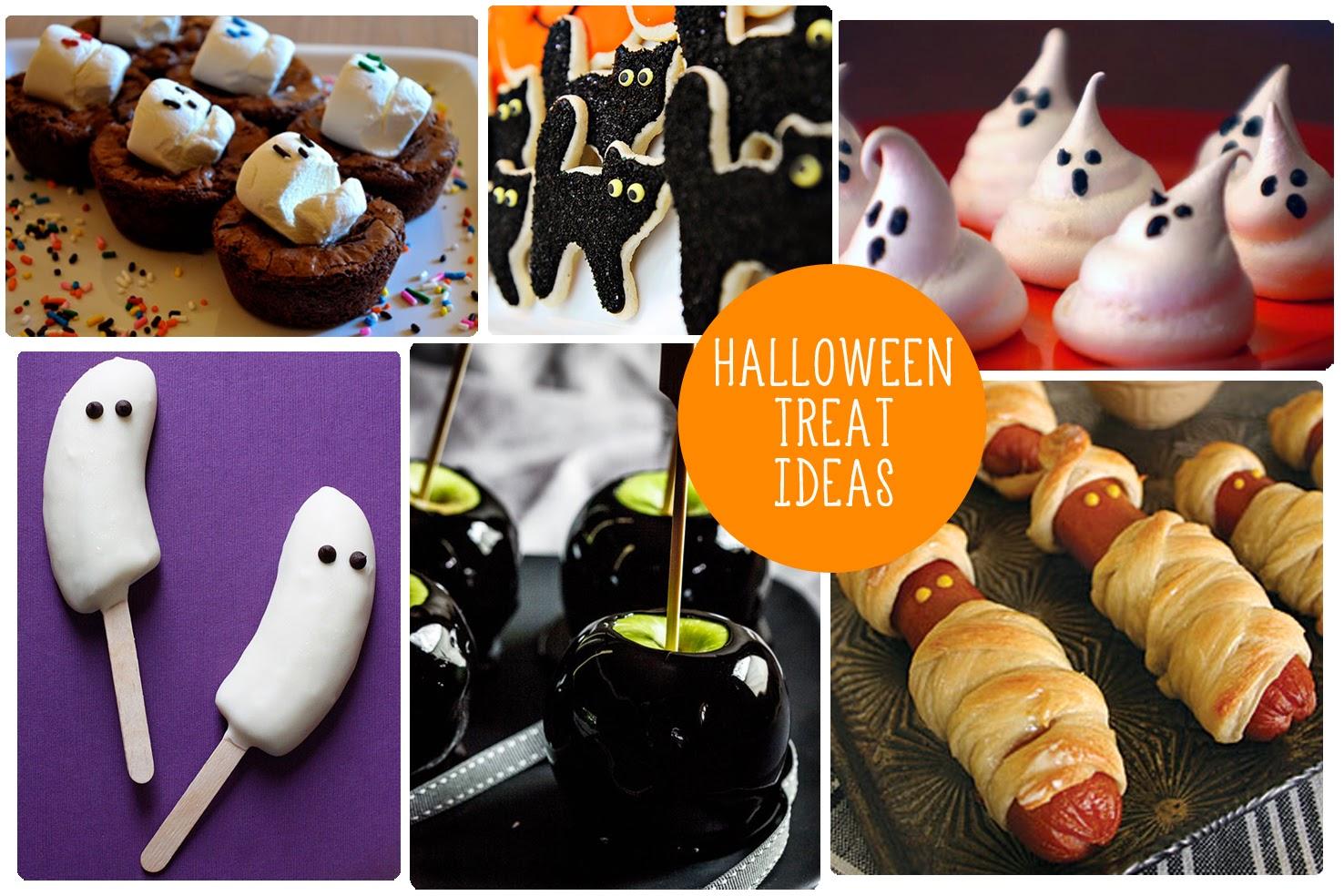 Flingers Party Shop Blog: Trick or Treat - Halloween Recipes