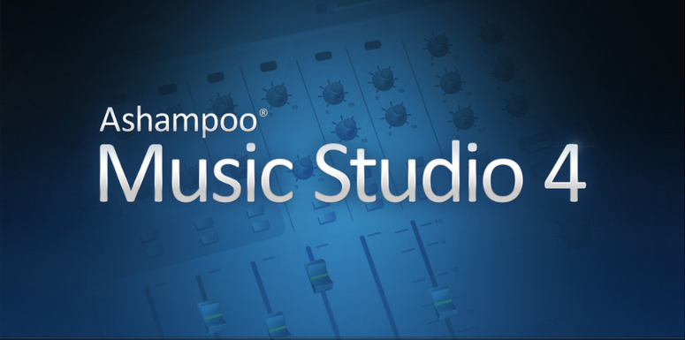 Giveaway Ashampoo Music Studio 4 Full Version