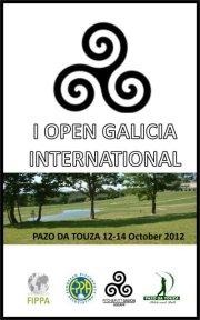 Cartel Open GAlicia 2012