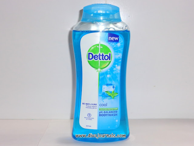Dettol Cool PH Balanced Body Wash Review