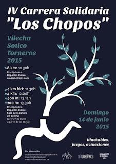 CArrera Los Chopos Vilecha
