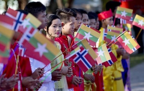 Negara paling baik hati dan pemurah di dunia adalah Myanmar