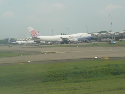 Gambar China Airline Cargo