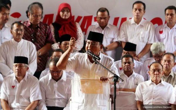 Prabowo: Kejelekan Pilkada Langsung Rusak Moral Bangsa