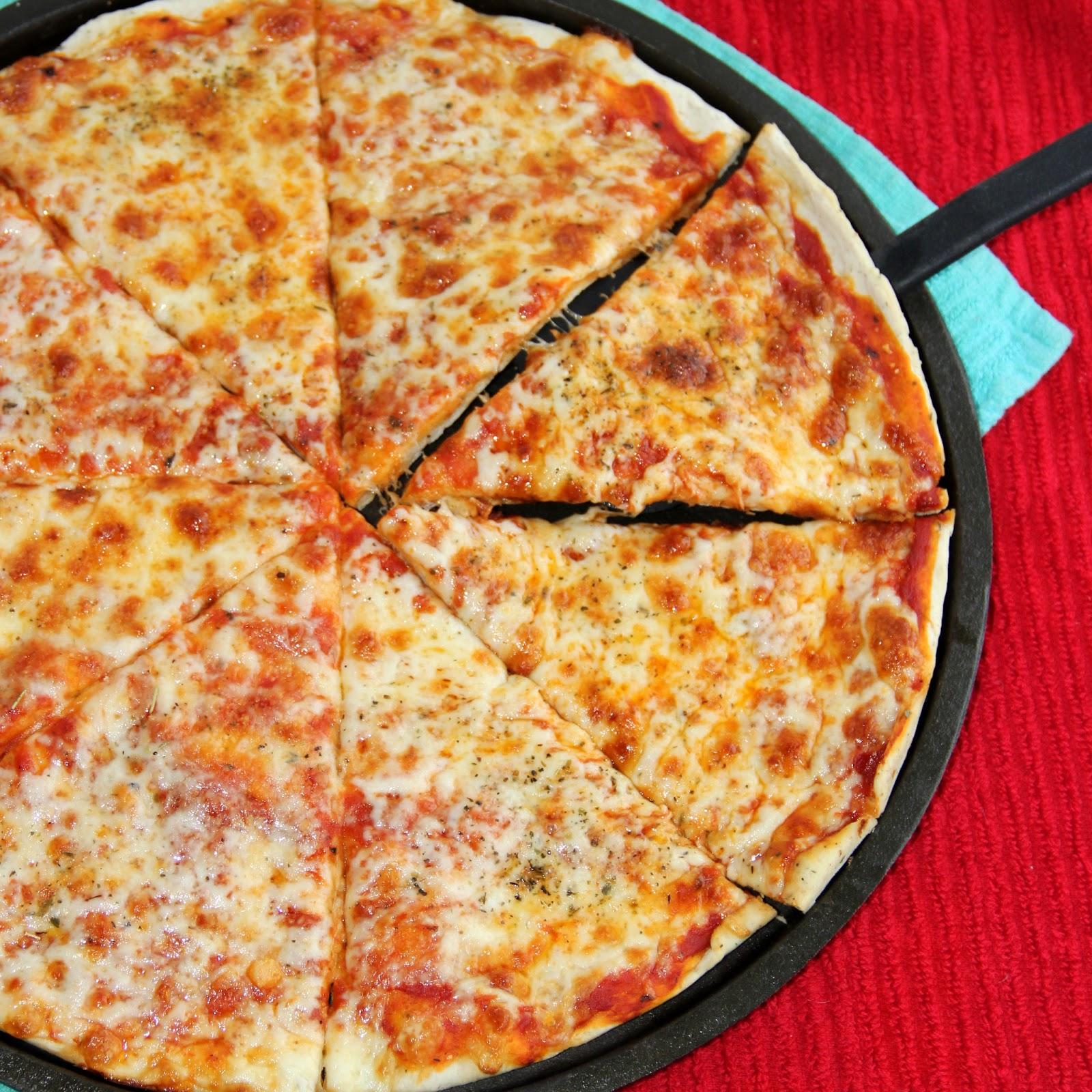 Double Dough Pizza