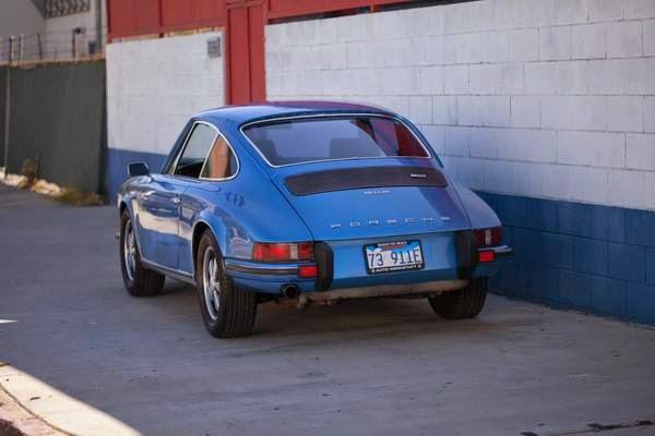 1973 Porsche 911e Coupe Buy Classic Volks