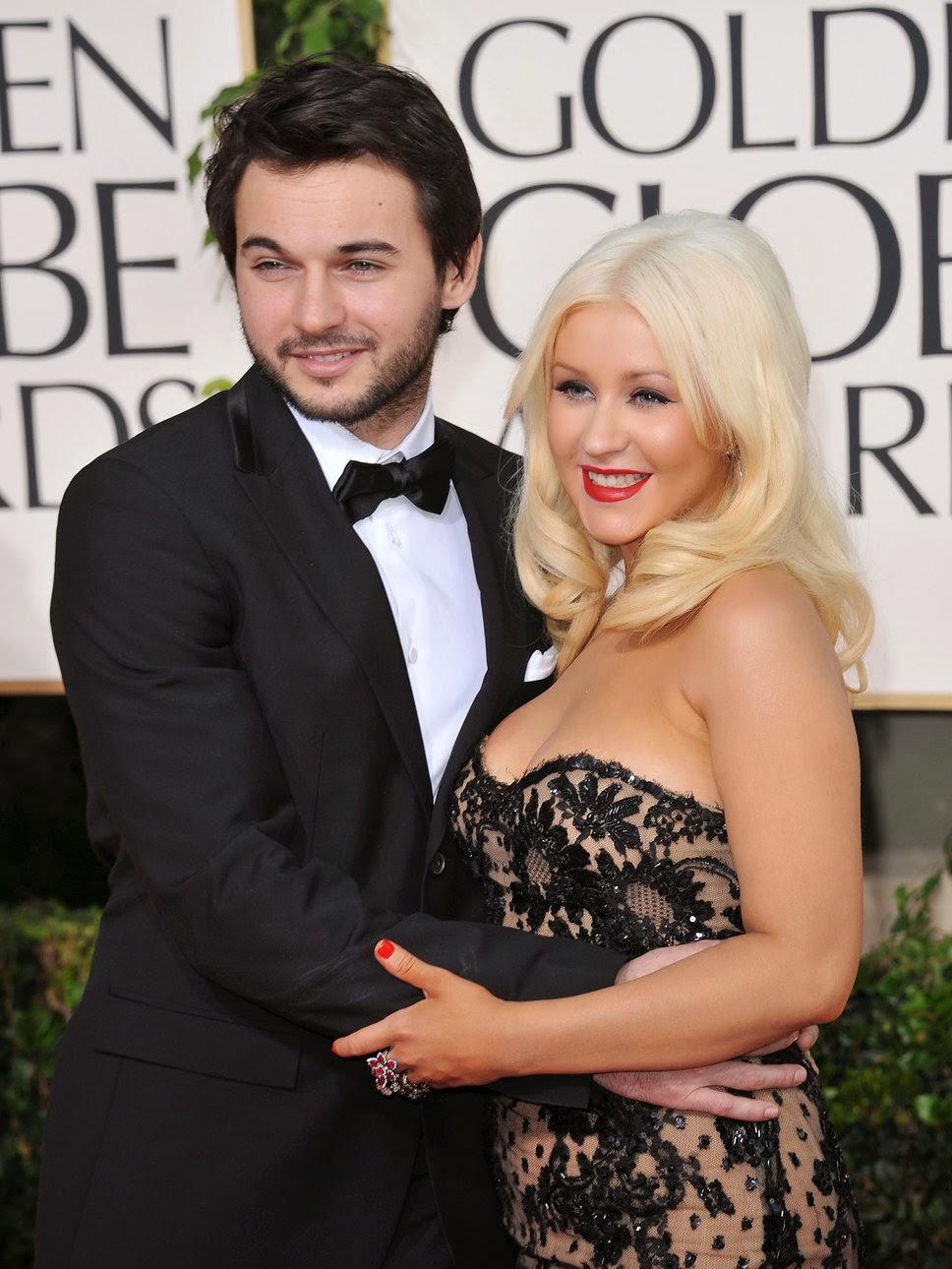Christina Aguilera's Engagement Ring