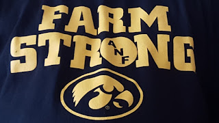 Iowa Farm Strong logo America Needs Farmers
