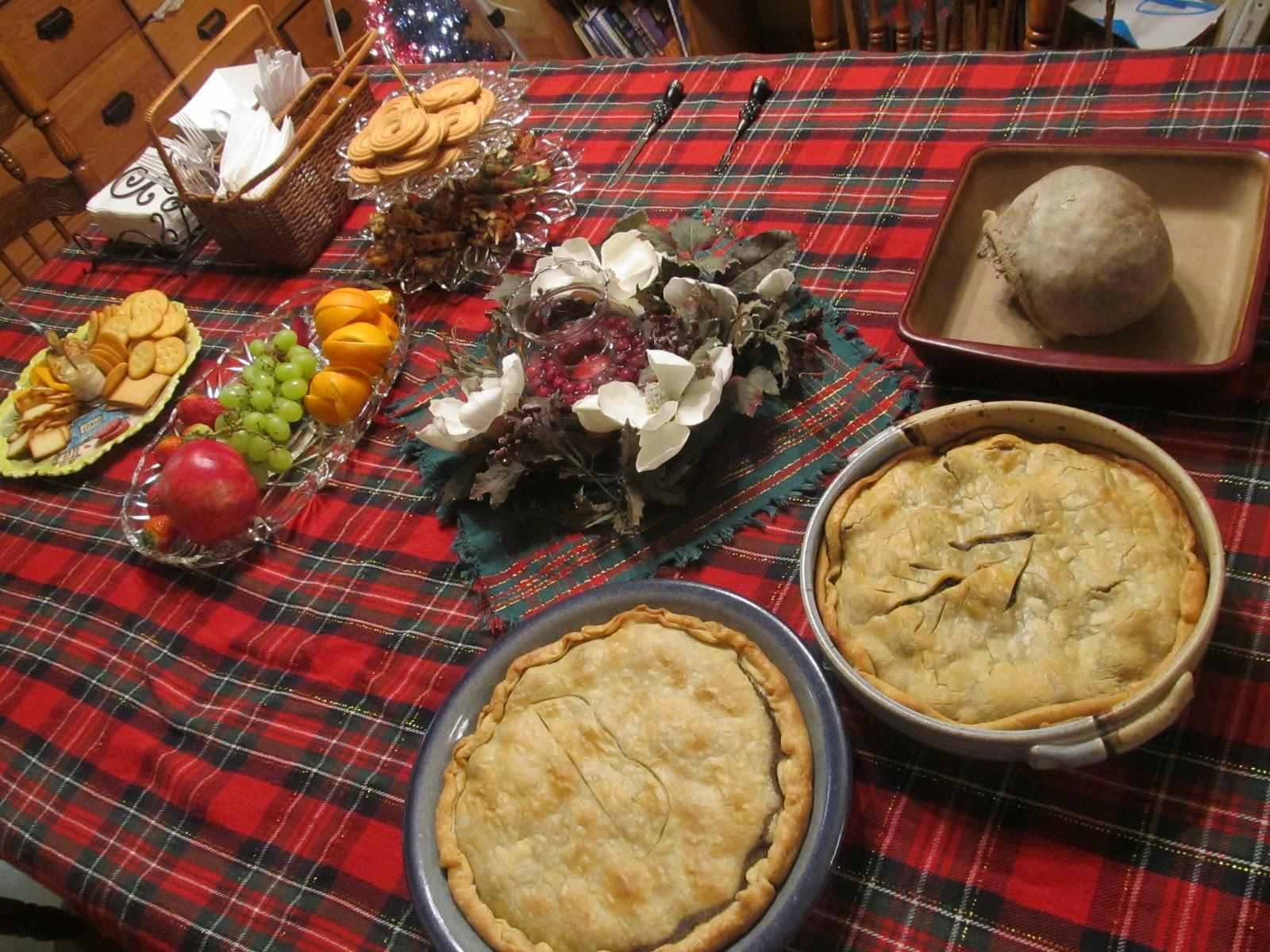 Hogmanay traditions