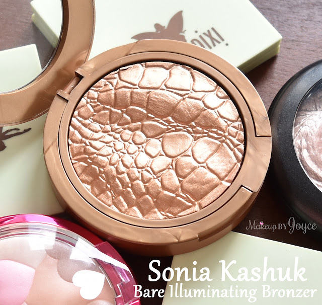 Sonia Kashuk Bare Illuminating Bronzer in Goddess 40 Review