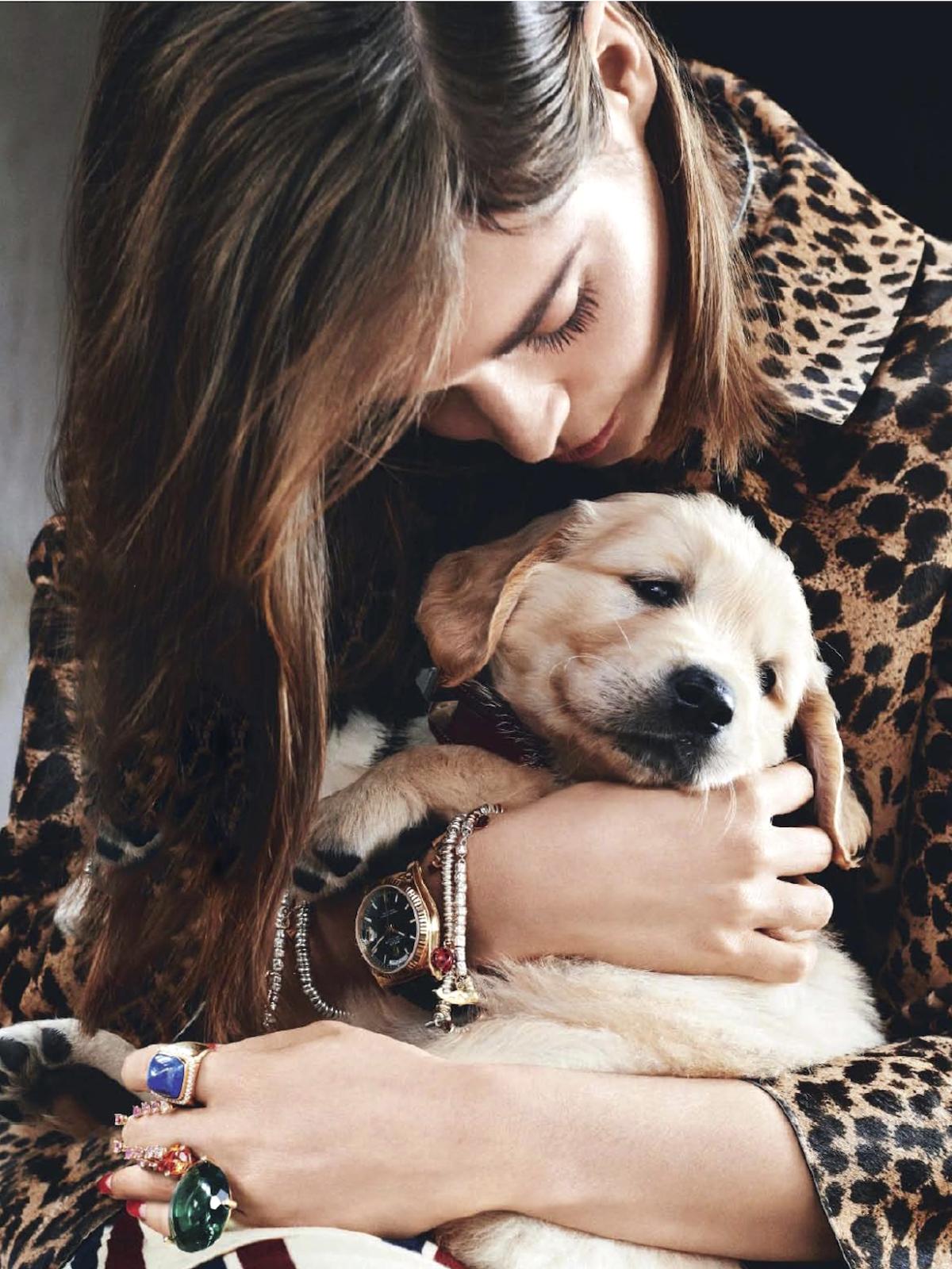 Elle France November 2013 (photography: Bjarne Jonasson, styling: Elisabeth Akessoul & Marie Lichtenberg, model: Anouk Hagemeijer)